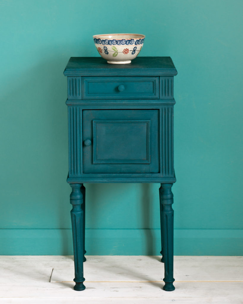 Coloris Aubusson Blue - Chalk Paint Annie Sloan