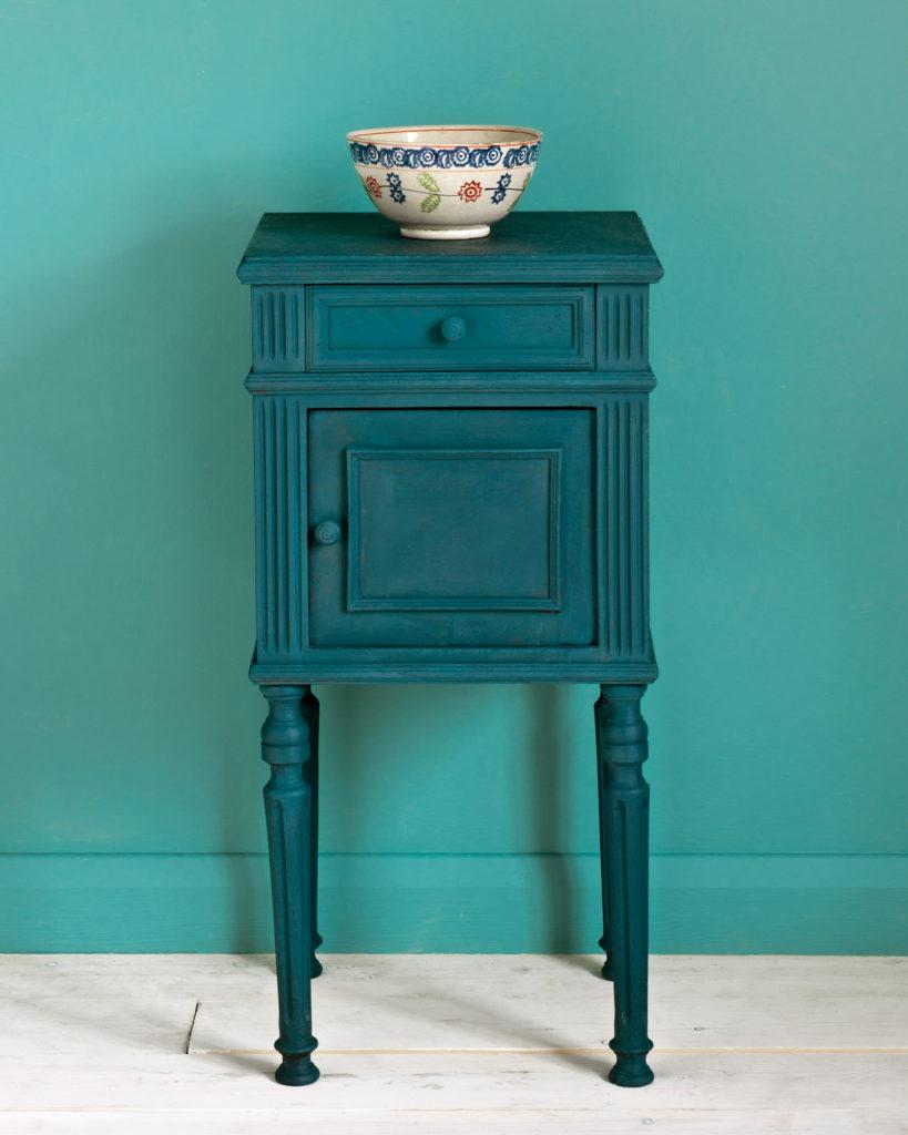 Coloris Aubusson Blue - Chalk Paint Annie Sloan