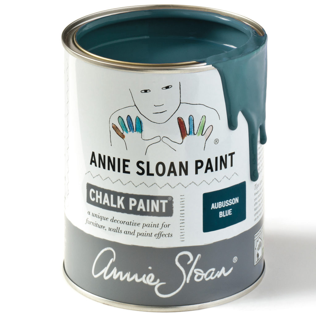 Coloris Aubusson Chalk Paint Annie Sloan