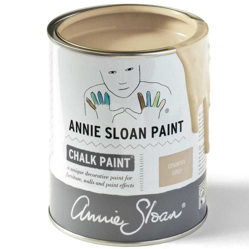 Coloris Country Grey - Chalk Paint Annie Sloan