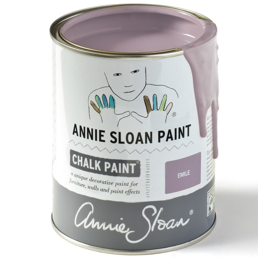 Coloris Emile- Chalk Paint Annie Sloan