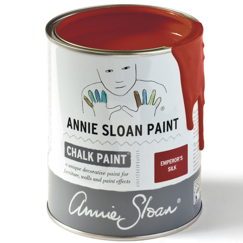Coloris Emperor's Silk - Chalk Paint Annie Sloan