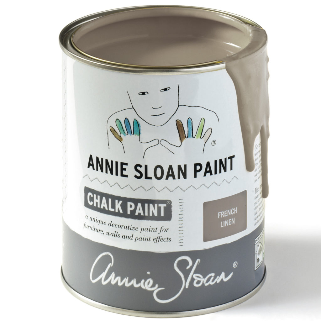 Coloris French Linen - Chalk Paint Annie Sloan