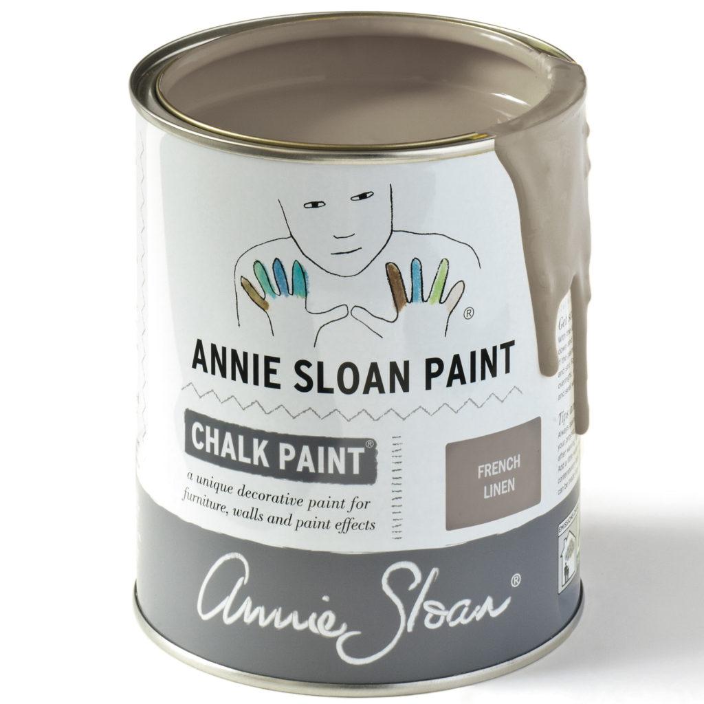 Coloris French Linen - Chalk Paint Annie Sloan