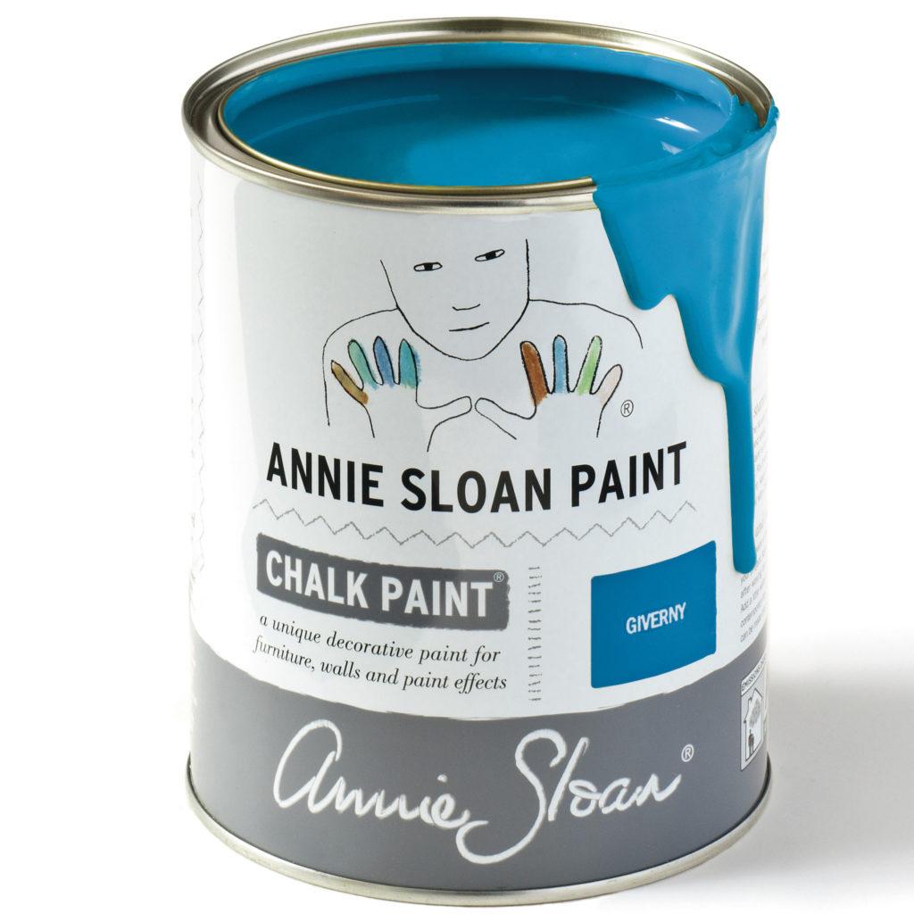 Coloris Giverny - Chalk Paint Annie Sloan