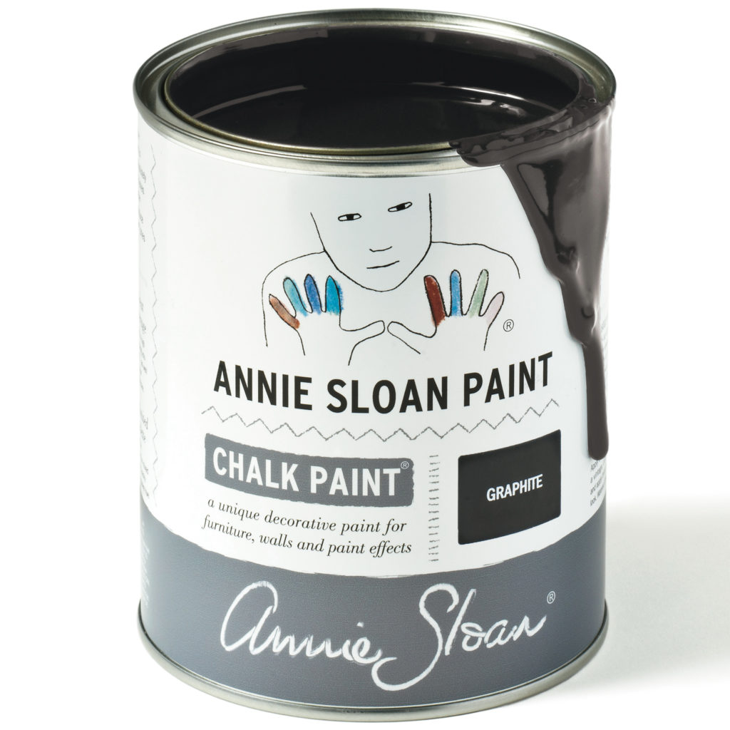 Coloris Graphite - Chalk Paint Annie Sloan