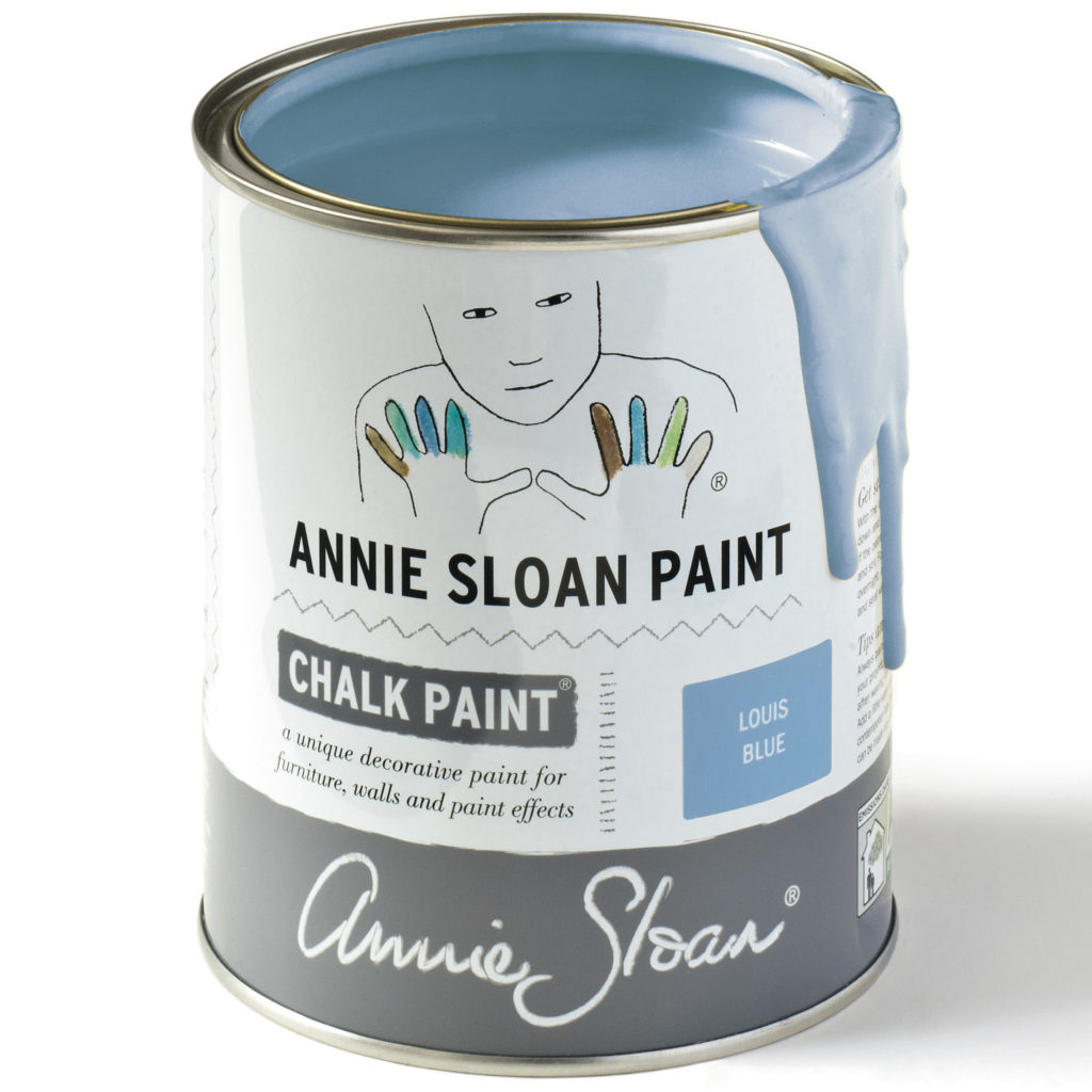 Coloris Louis Blue - Chalk Paint Annie Sloan