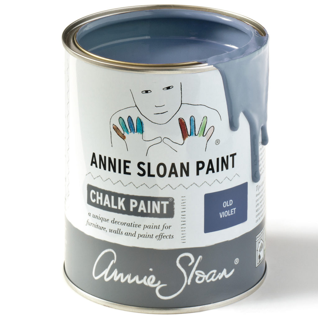 Coloris Old Violet - Chalk Paint Annie Sloan