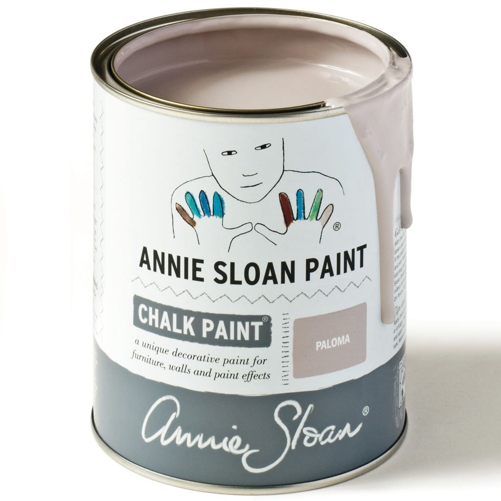 Coloris Paloma - Chalk Paint Annie Sloan