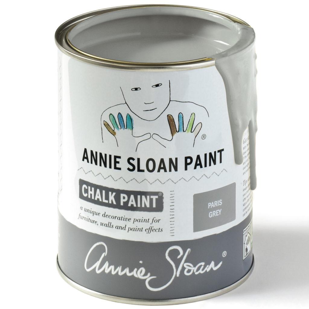 Coloris Paris Grey - Chalk Paint Annie Sloan