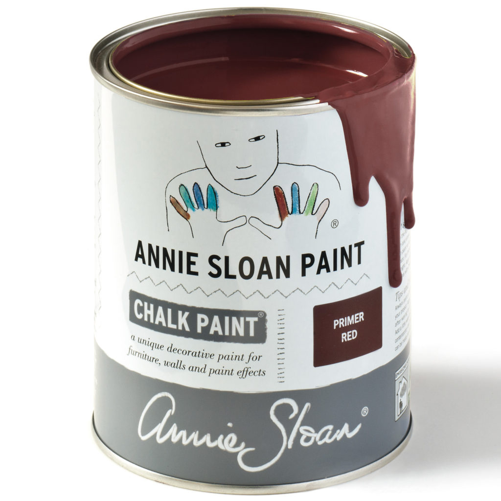 Coloris Red Primer - Chalk Paint Annie Sloan