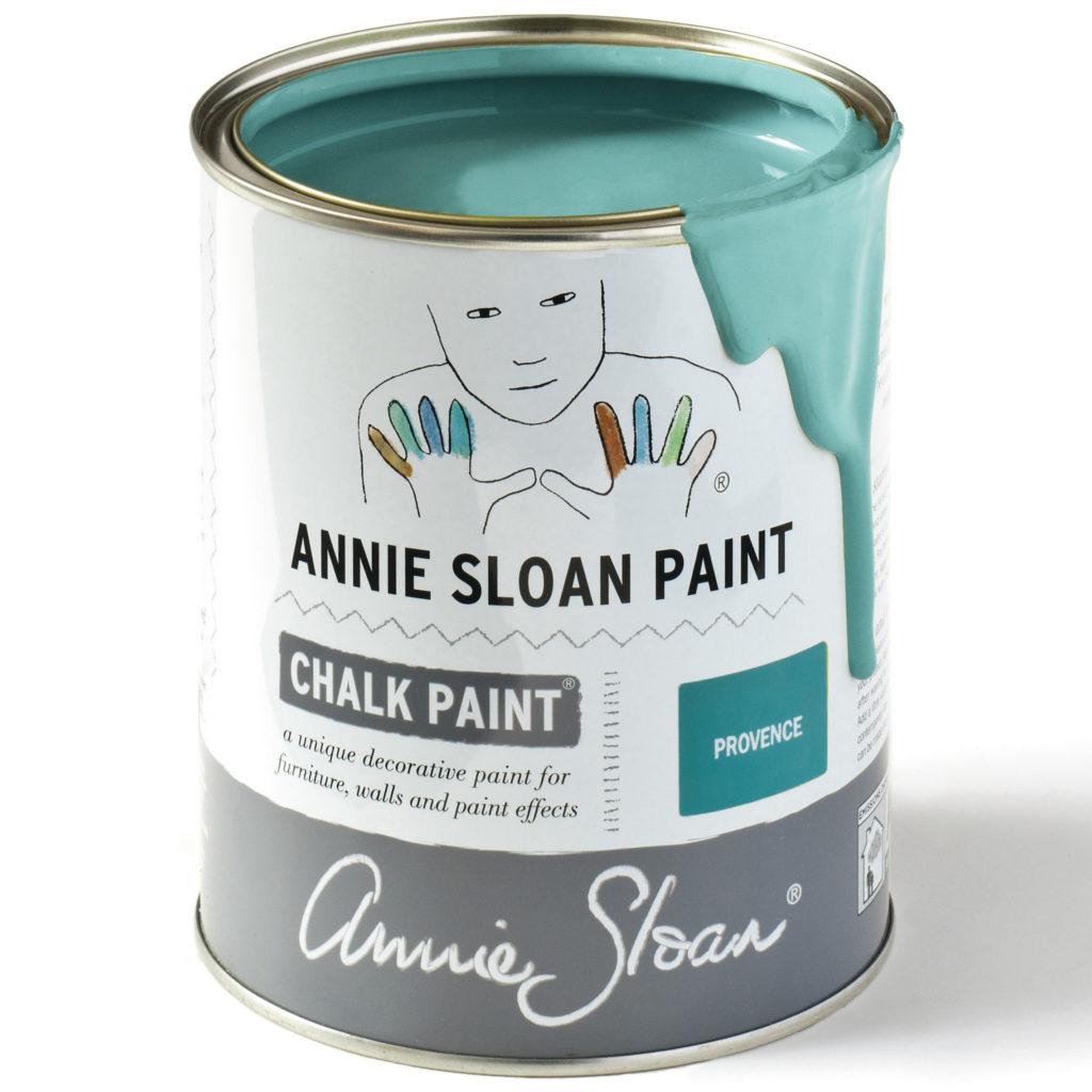 Coloris Provence Chalk Paint Annie Sloan