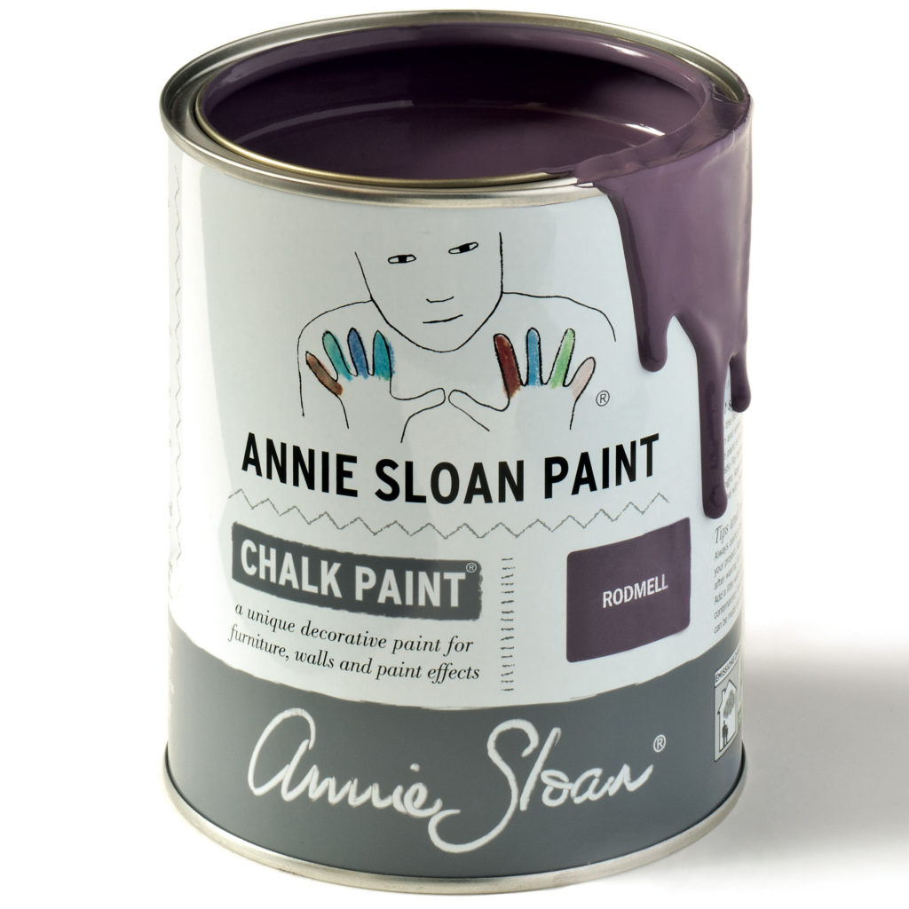 Coloris Rodmell- Chalk Paint Annie Sloan