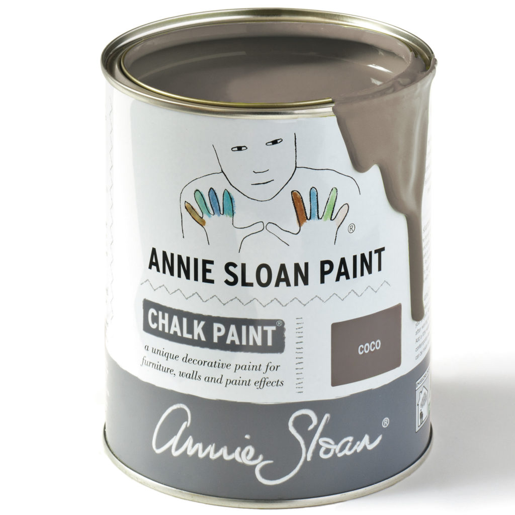 Coloris coco- Chalk Paint Annie Sloan