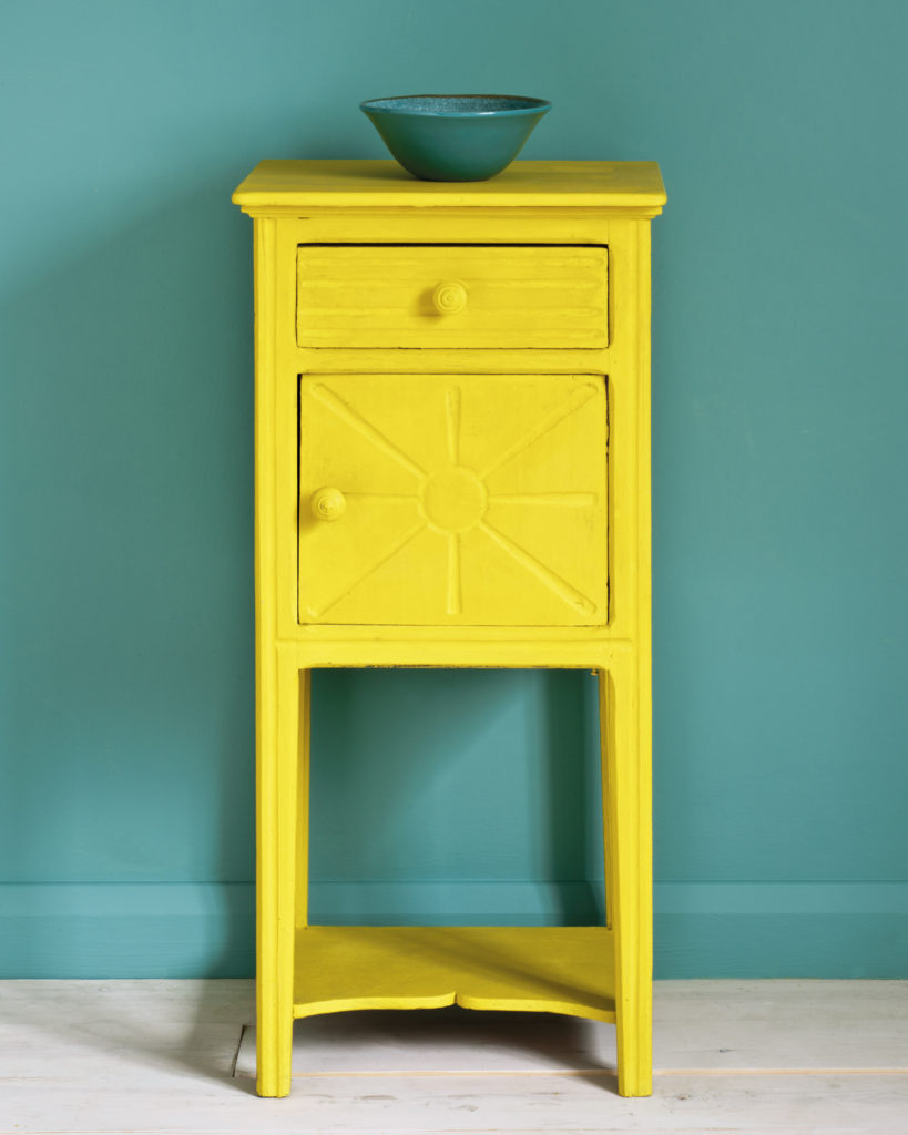 Coloris English Yellow- Chalk Paint Annie Sloan
