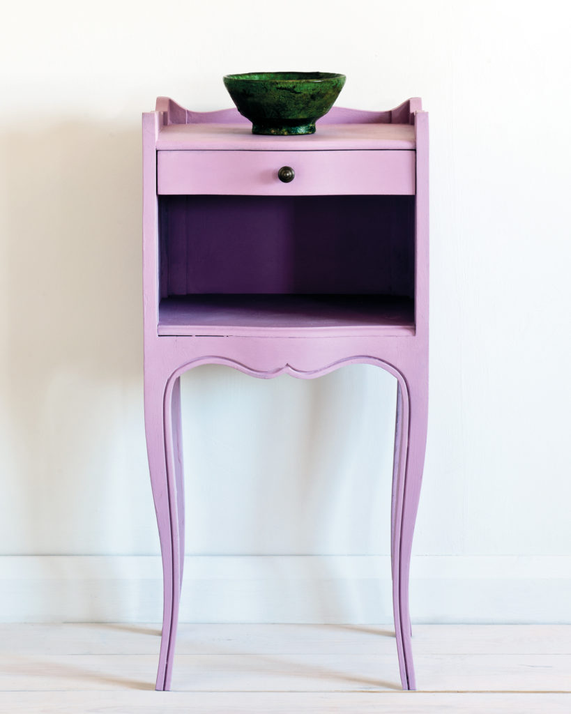 Coloris Henrietta - Chalk Paint Annie Sloan