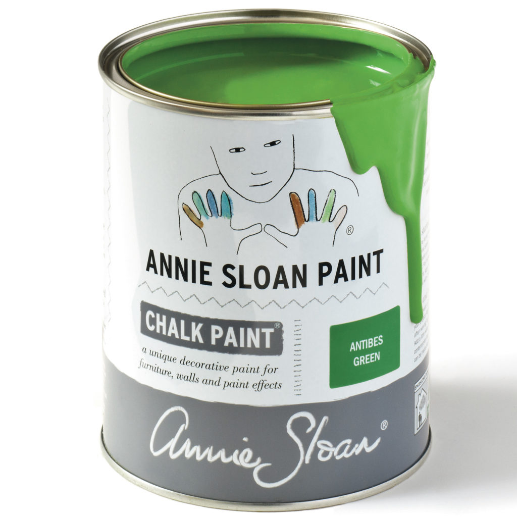Coloris Antibes Green - Chalk Paint Annie Sloan