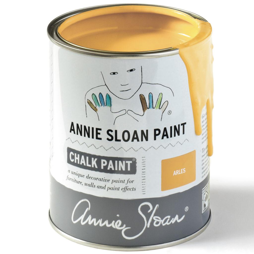 Coloris Arles - Chalk Paint Annie Sloan