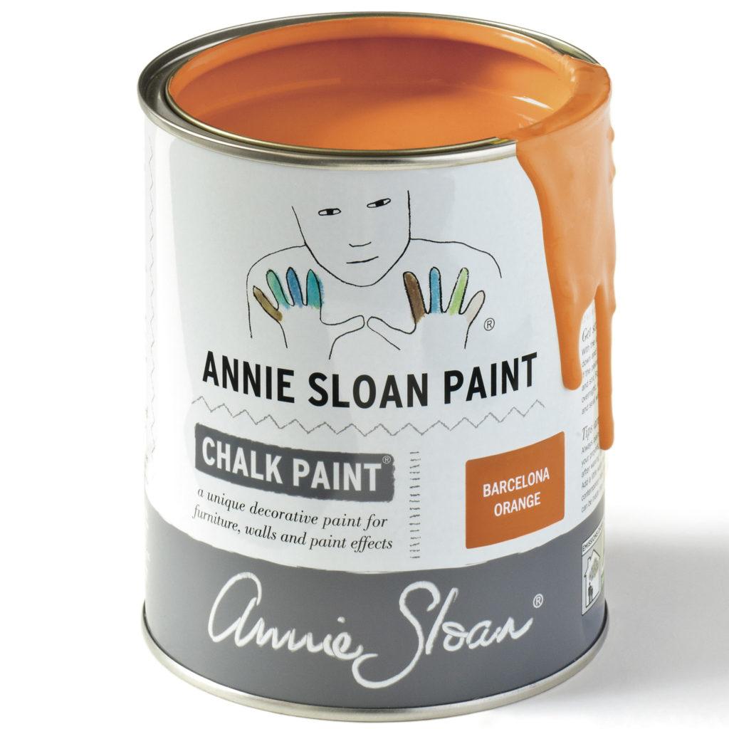 Coloris Barcelona- Chalk Paint Annie Sloan