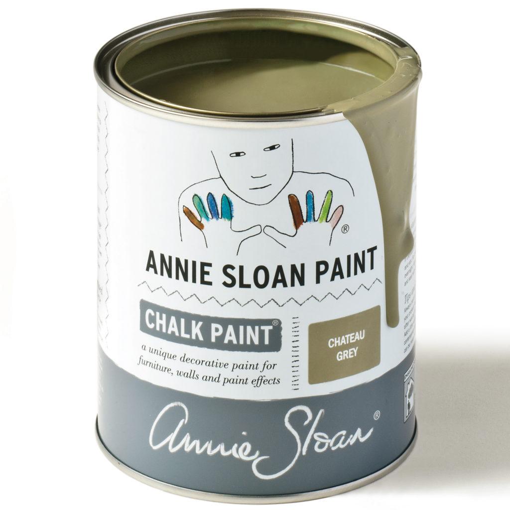 Coloris Chateau Grey - Chalk Paint Annie Sloan