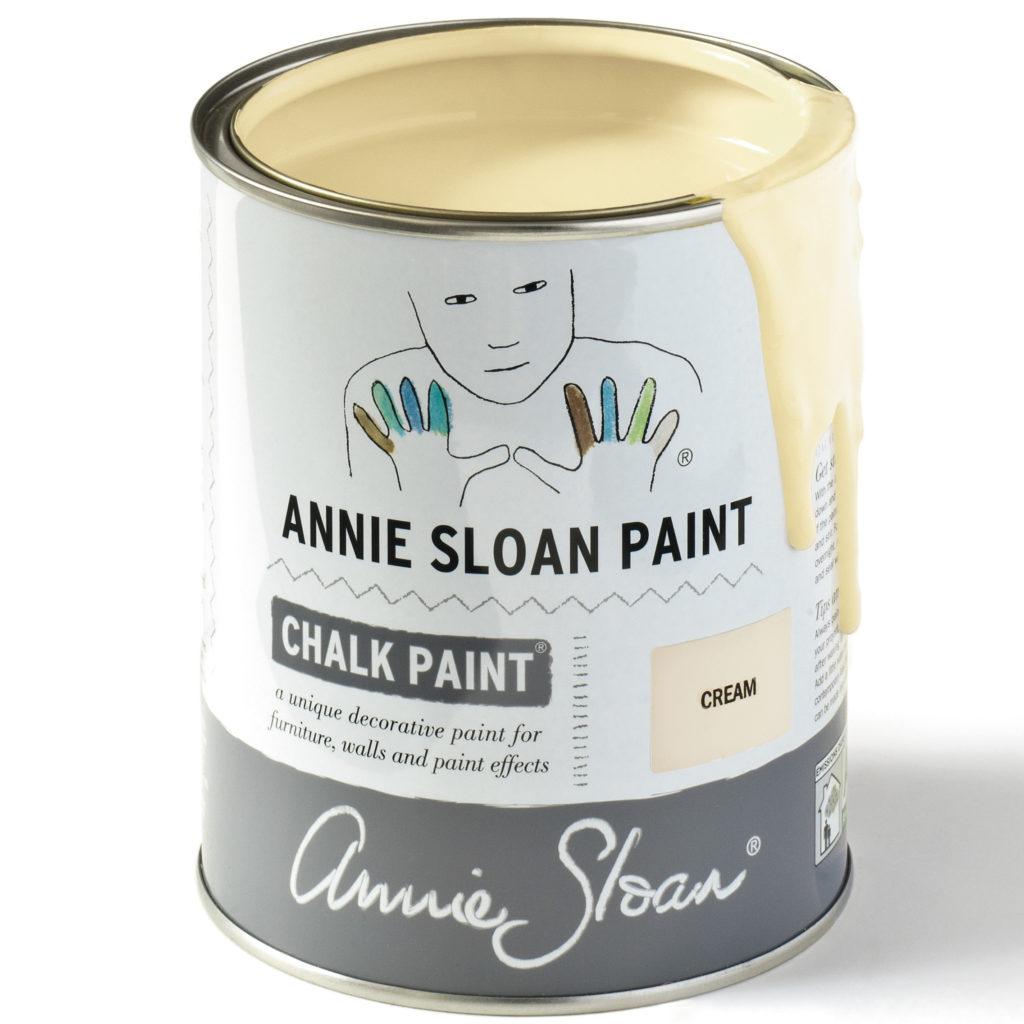 Coloris Cream - Chalk Paint Annie Sloan