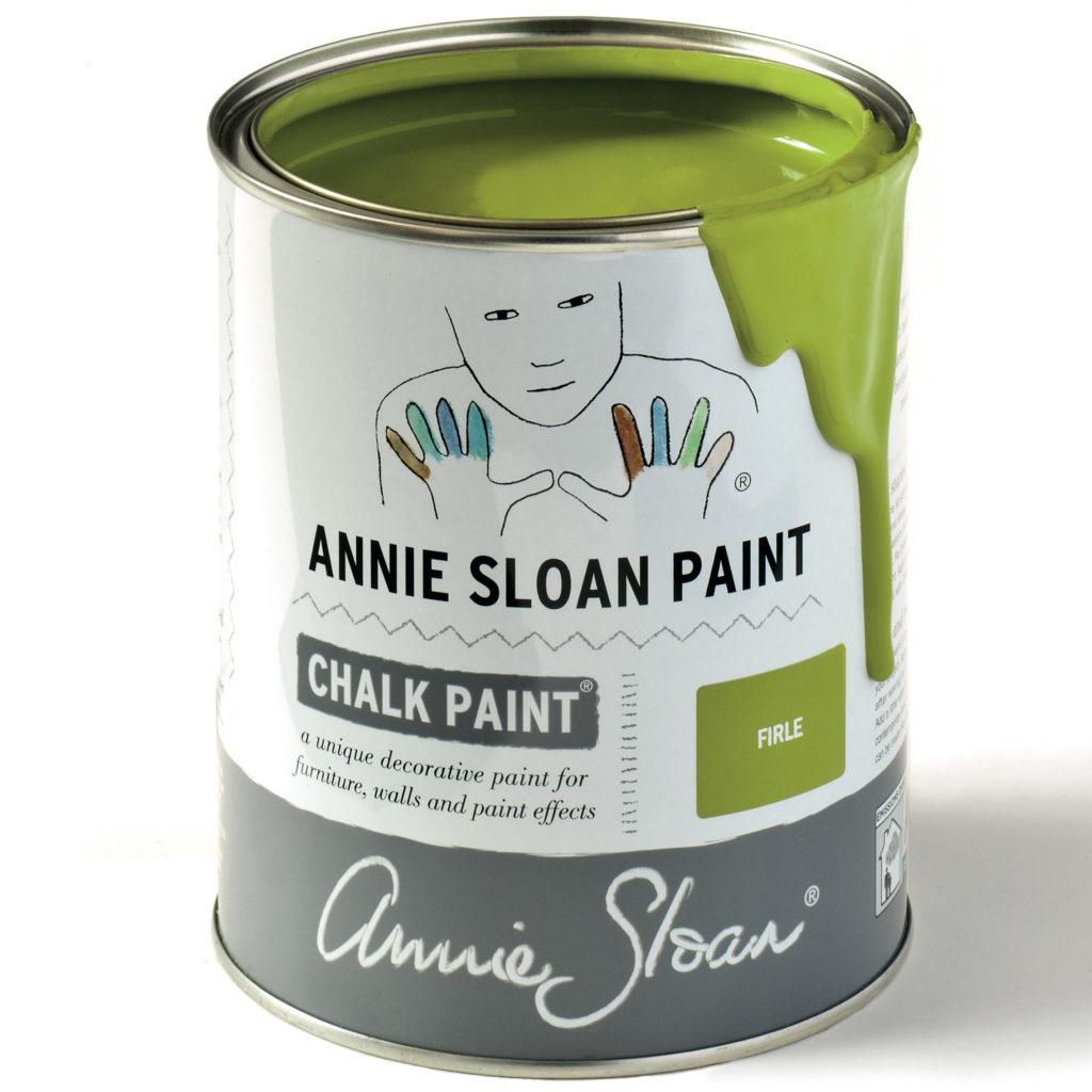 Coloris Firle - Chalk Paint Annie Sloan