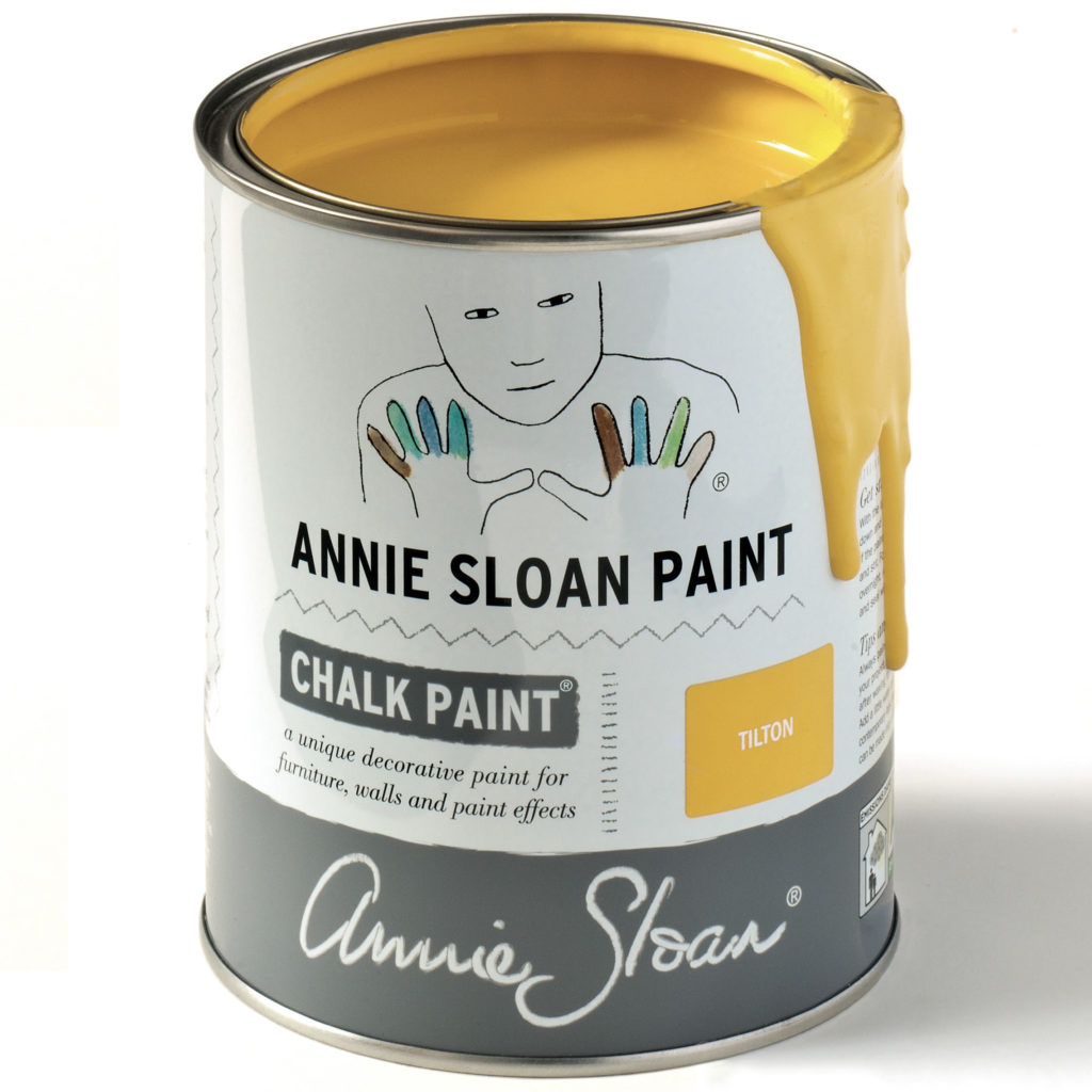 Coloris Tilton- Chalk Paint Annie Sloan