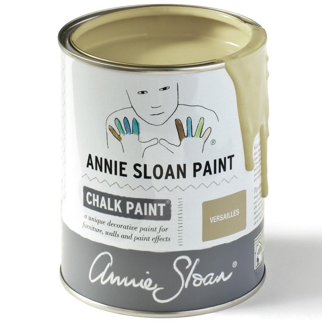 Coloris Versailles - Chalk Paint Annie Sloan