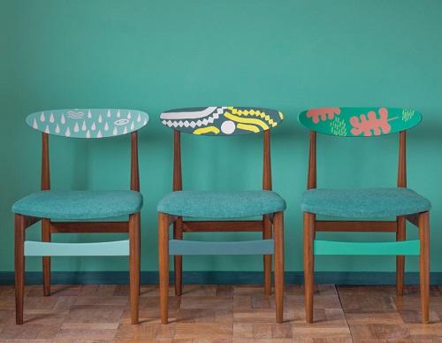 Relloker vos meubles sans poncer avec la Chalk Paint Annie Sloan