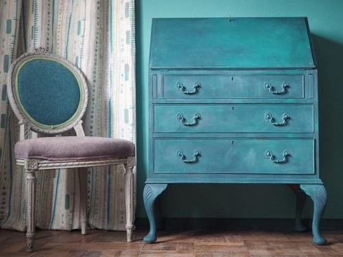 Relookez vos meubles sans poncer avec la Chalk Paint Annie Sloan