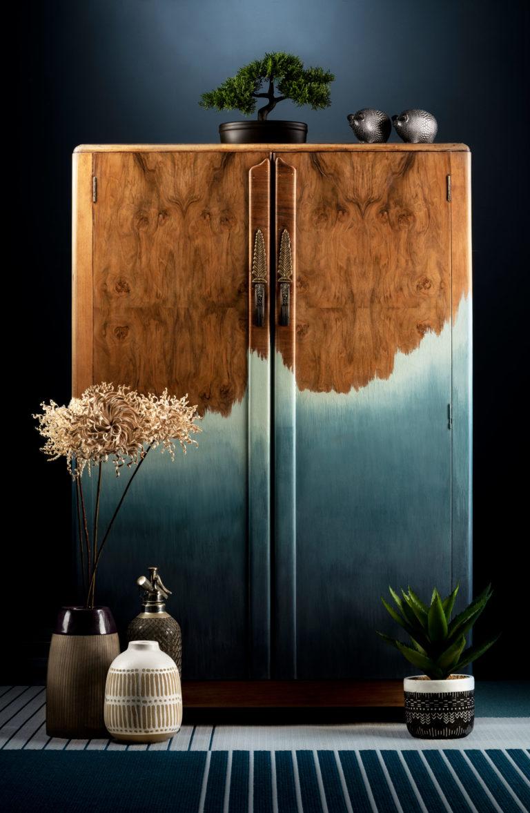 Relooker une armoire avec la Chalk Paint Annie Sloan