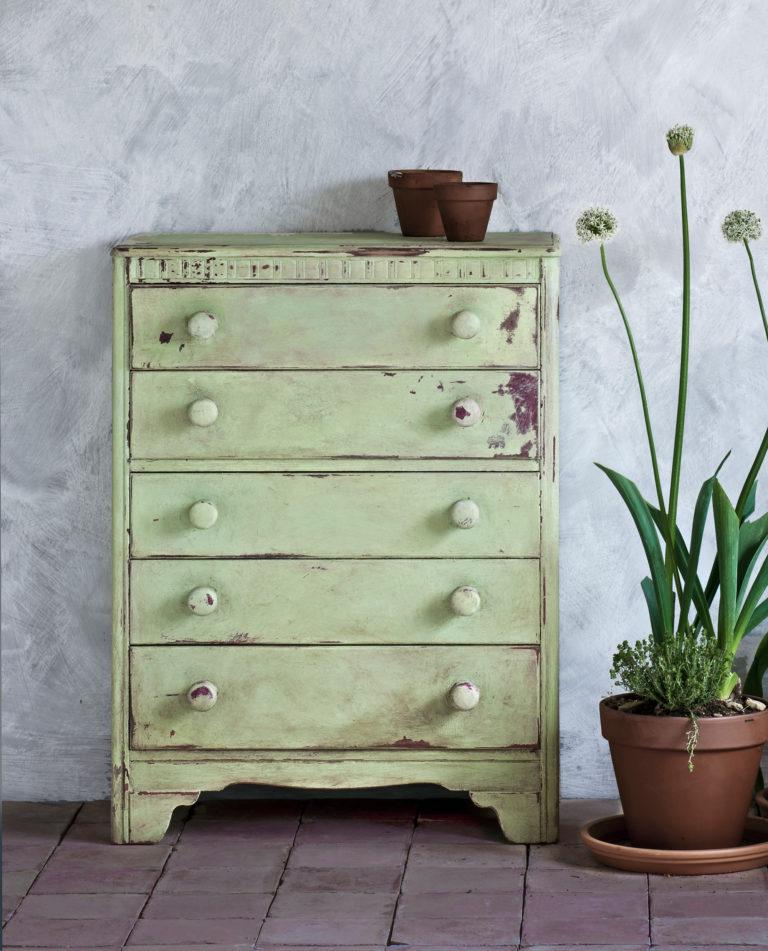 Relooker une commode avec la Chalk Paint Annie Sloan