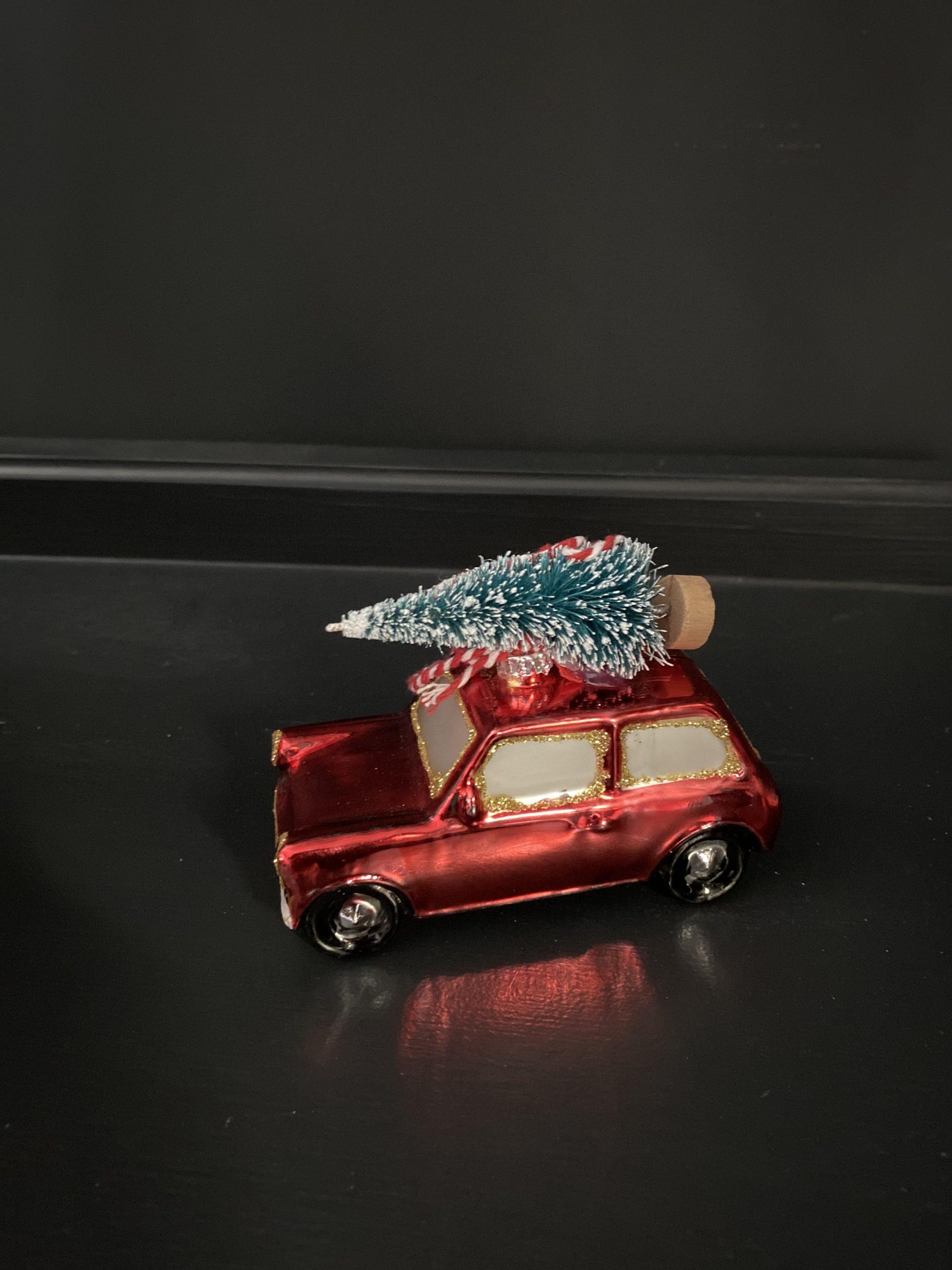 Honeywood - voiture de noel 2