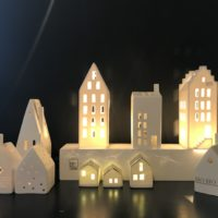 Honeywood - village porcelaine